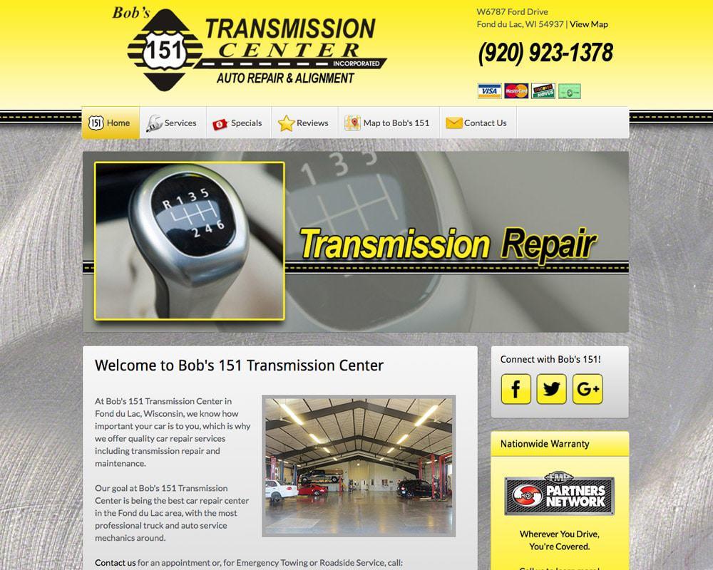 Bob's 151 Transmission
