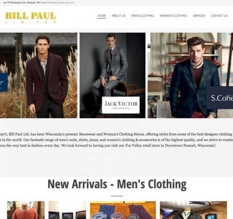 Bill Paul Ltd.