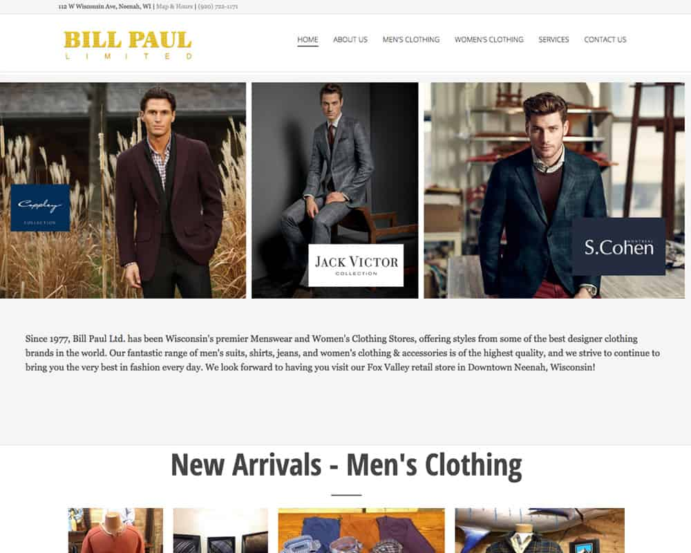 Bill Paul Ltd.