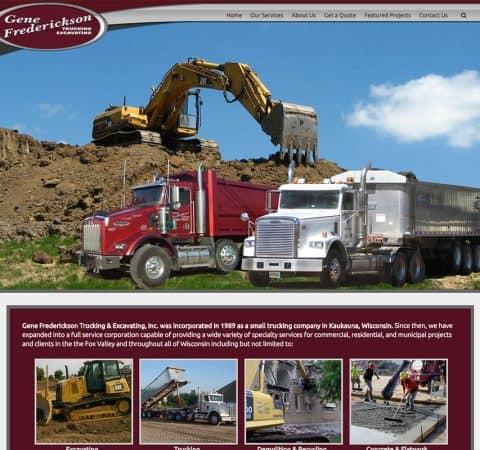 Gene Frederickson Trucking