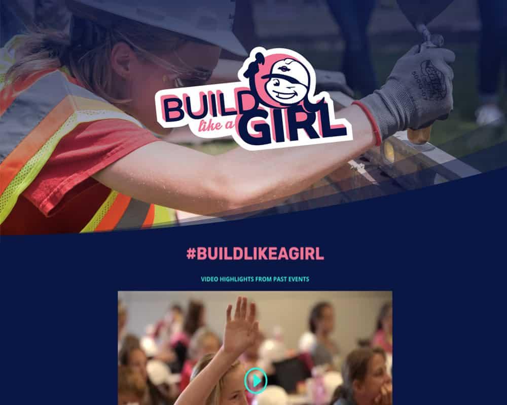 Build Like a Girl
