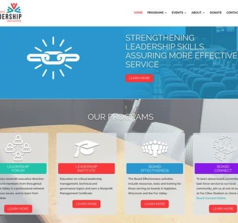 Nonprofit Leadership Initiative - Appleton, WI