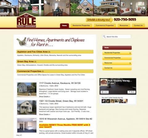 Rule Property Management