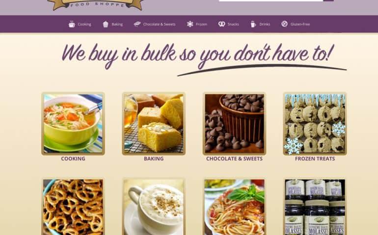 Bulk Priced Food Shoppe