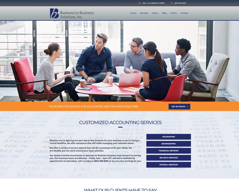 Business to Business Solutions