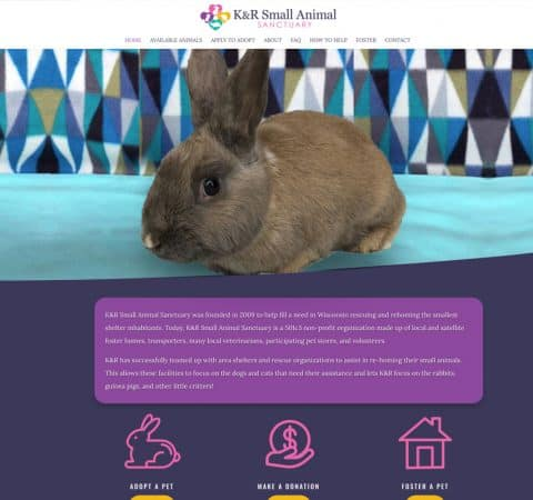 KR Small Animal Sanctuary