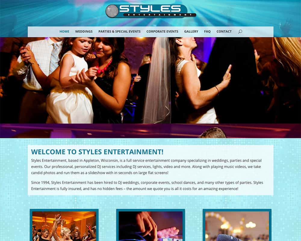 Styles Entertainment