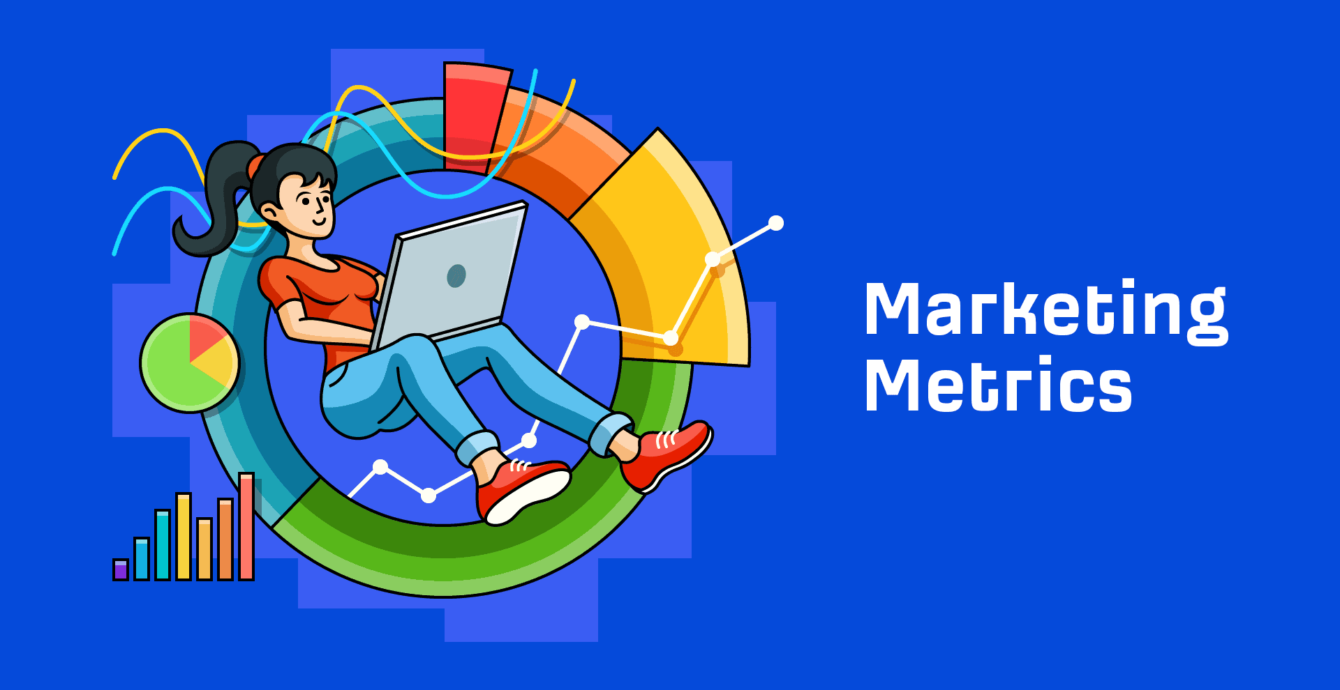 25 Marketing Metrics You Should Consider Tracking