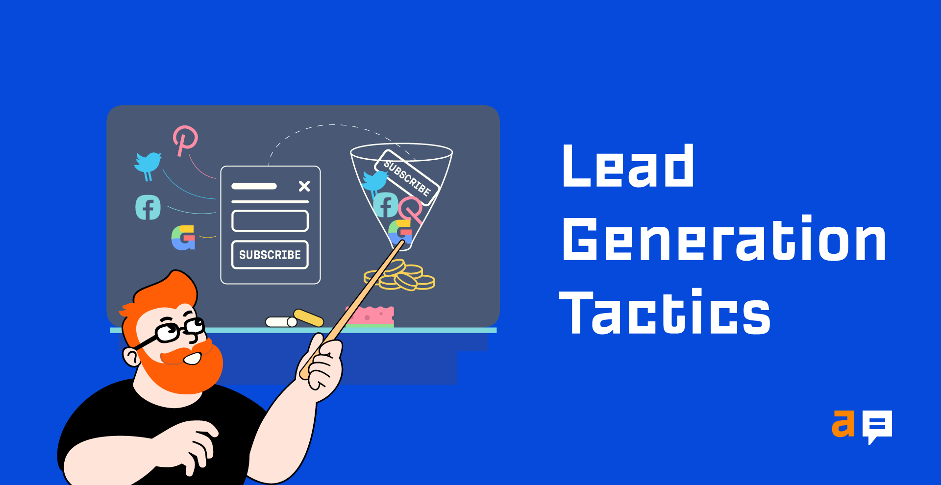 10 Lead Generation Tactics That Work (With Examples)