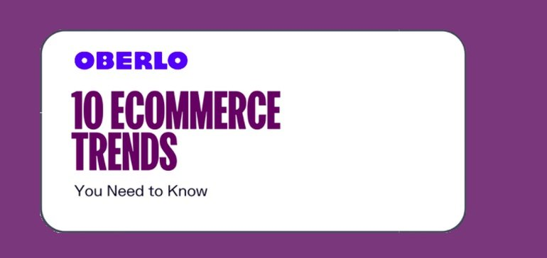 10 eCommerce Trends All Online Shop Owners Need to Know in 2021 [Infographic]