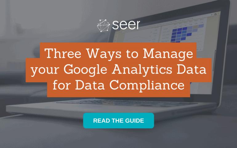 Google Analytics Data Compliance Guide