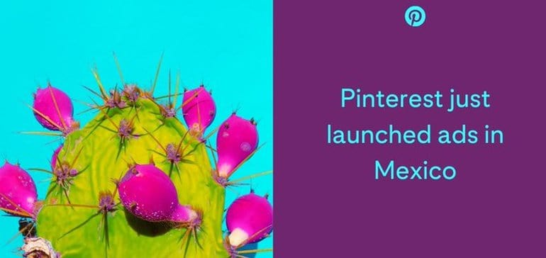 Pinterest Launches Pinterest Ads in Brazil, Continuing Latin American Expansion