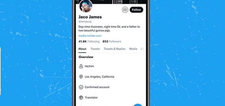 Twitter is Testing a New 'About' Tab on User Profiles to Provide More Context in Various Fields