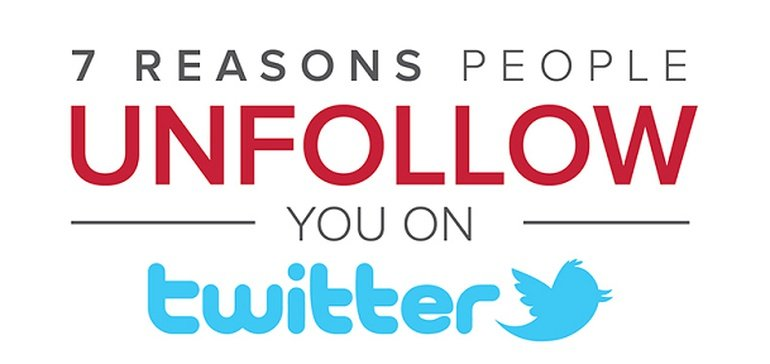 7 Avoidable Twitter Mistakes That Will Make People Unfollow You [Infographic]