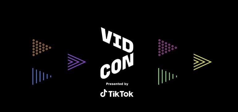 TikTok Becomes Major Sponsor of VidCon 2021, Taking Over from YouTube