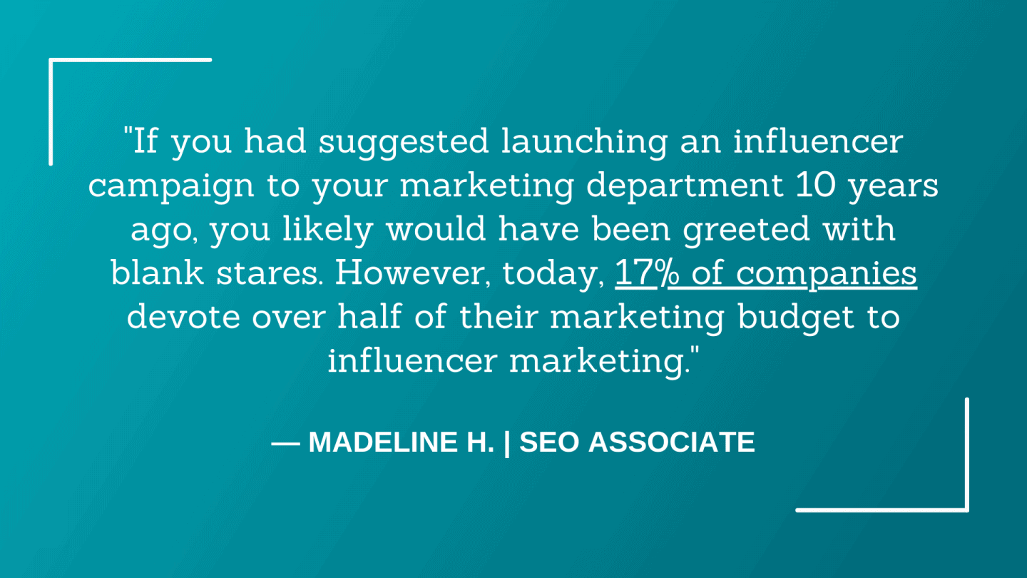 What is Influencer Marketing? | Seer Interactive