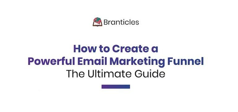 Email Marketing Funnel: How to Attract, Nurture, Convert & Retain Customers [Infographic]