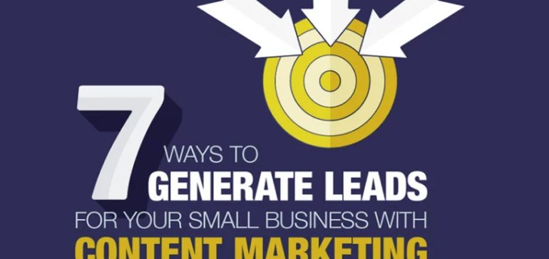 Marketing for Winners: 7 Powerful Ways to Generate Leads & Inquiries Online [Infographic]