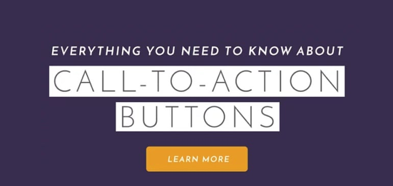 The Best & Worst Words to Use in Your Website Call to Action Buttons [Infographic]