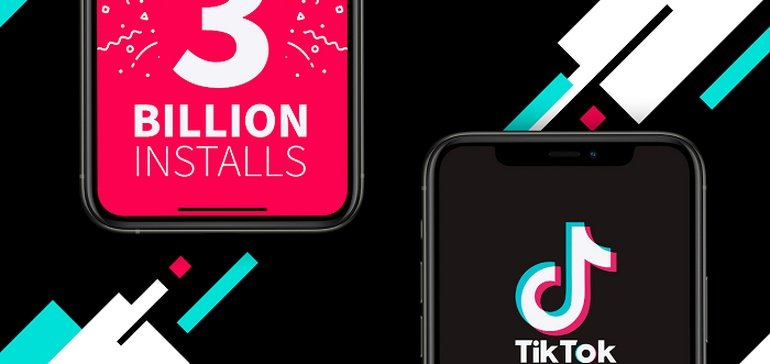 TikTok Becomes the First Non-Facebook Owned App to Reach 3 Billion Installs