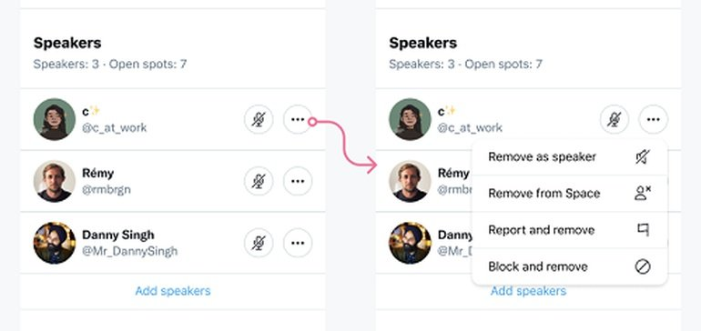 Twitter Adds New Spaces Sharing Options, New Search Tools to Improve Spaces Discovery