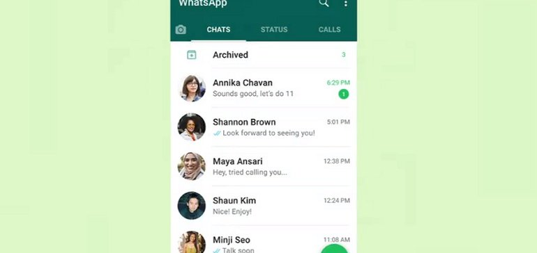 WhatsApp Provides New Archive Options to Permanently Hide Noisy Group Chats