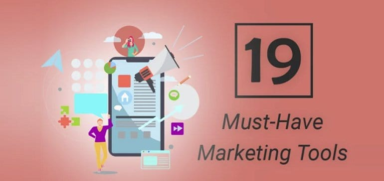 19 Must-Have Marketing Tools to Give Your Business Wings [Infographic]