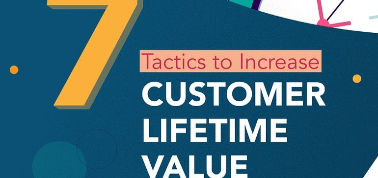 7 Tactics to Increase Customer Lifetime Value [Infographic]