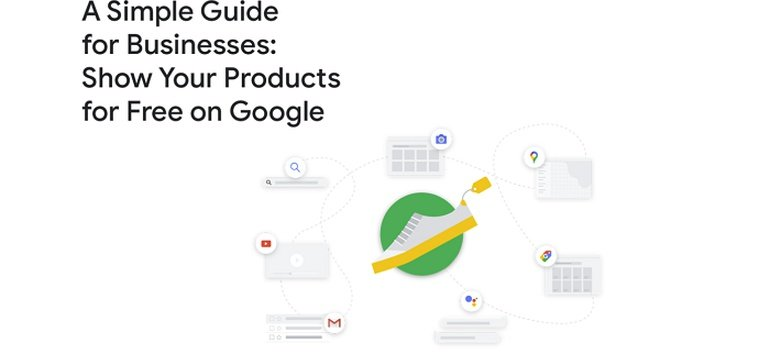 How to Use Google to Showcase Your eCommerce Products for Free [Infographic]