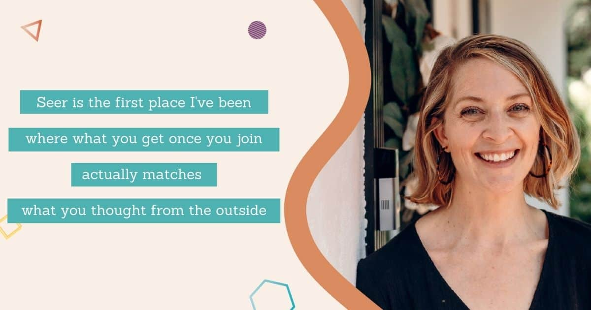 People of Seer: Meet Lisa Devieux