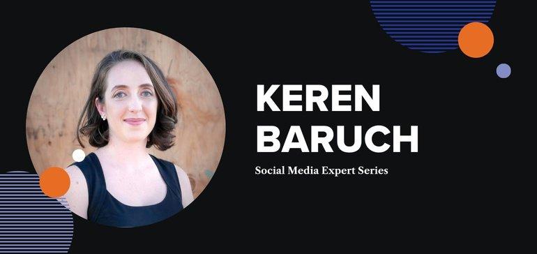 SMT Expert Series: Keren Baruch Discusses LinkedIn Content Trends and Creator Tools