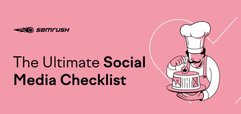 The Ultimate Social Media Checklist [Infographic]