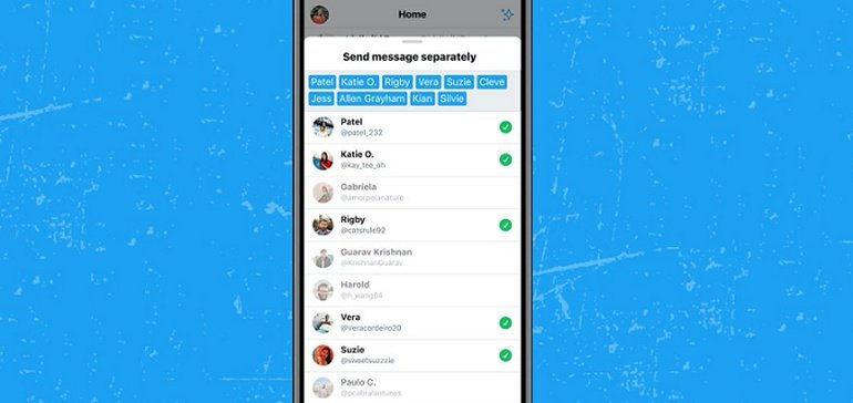 Twitter Announces Coming DM Improvements, Including Multi-DM Sharing and Updated Navigation