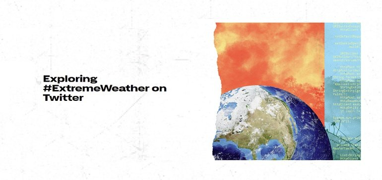 Twitter Launches New #ExtremeWeather Mini-Site to Help Maximize Climate Change Messaging
