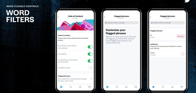 Twitter's Testing More Options to Help Users Avoid Negative Interactions in the App