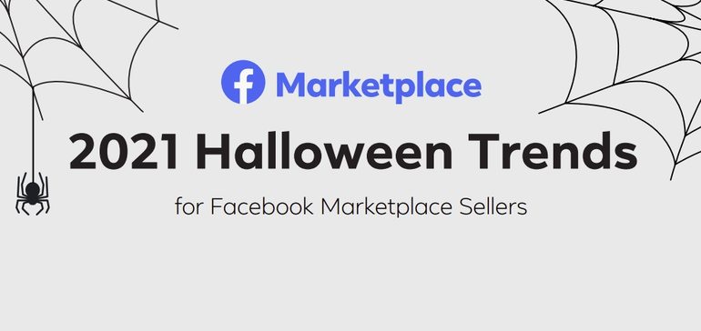 Facebook Shares Insights into Halloween Shopping Trends on Facebook Marketplace [Infographic]