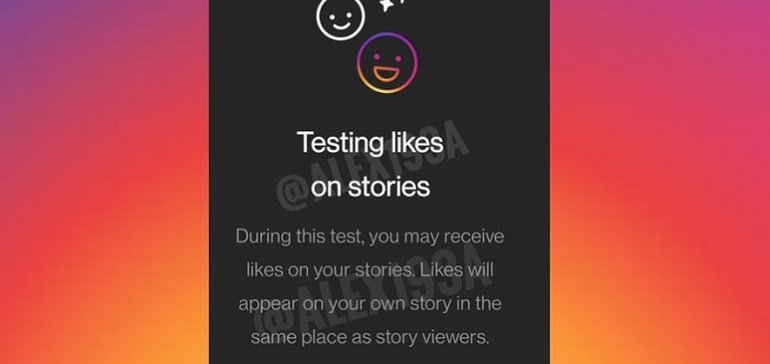 Instagram's Testing Likes on Stories, Providing Another Engagement Option